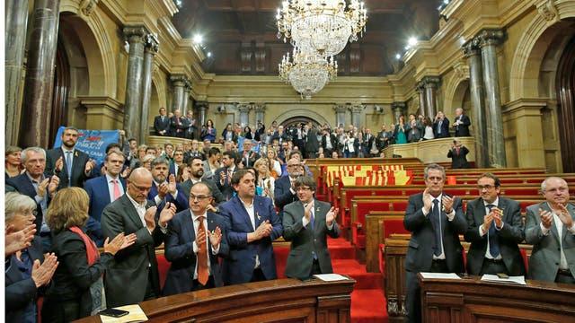Cataluña se declara independiente: ¿Dónde jugará FC Barcelona?