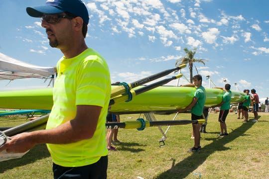 Remo: un deporte que aportó alegrías olímpicas tiene a sus clubes en crisis por problemas económicos. Foto: LA NACION / Martin Felipe / AFV