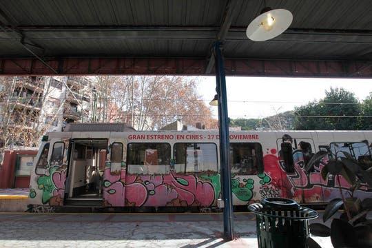 La baja de pasajeros y las deudas millonarias precipitaron el final de un servicio que bien podría haber sido del primer mundo. Foto: LA NACION / Soledad Aznarez