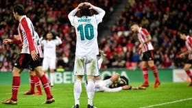 Real Madrid empató en Bilbao