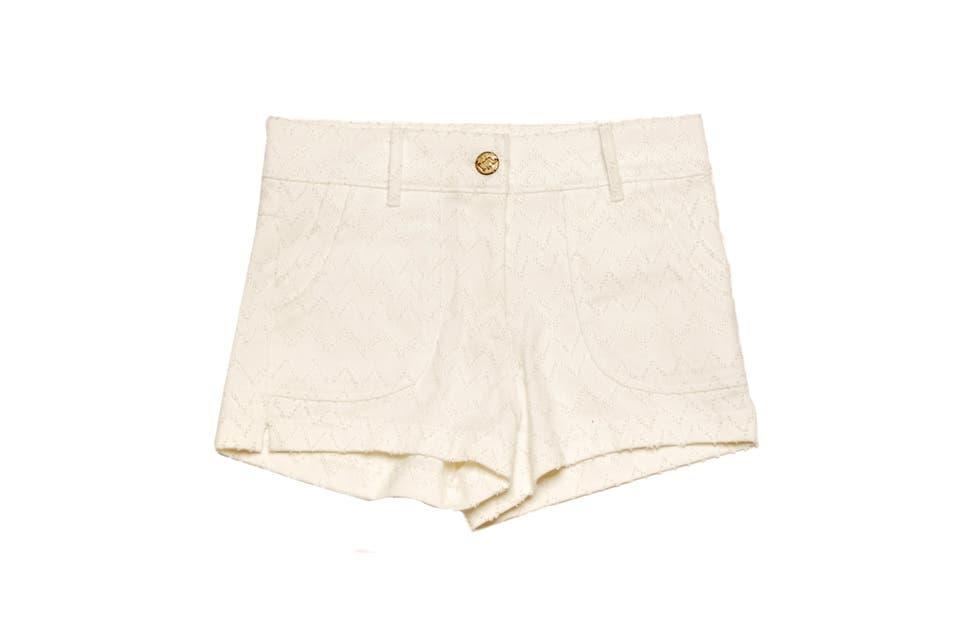 Shorts (Inedita, $400). Foto: OHLALÁ!