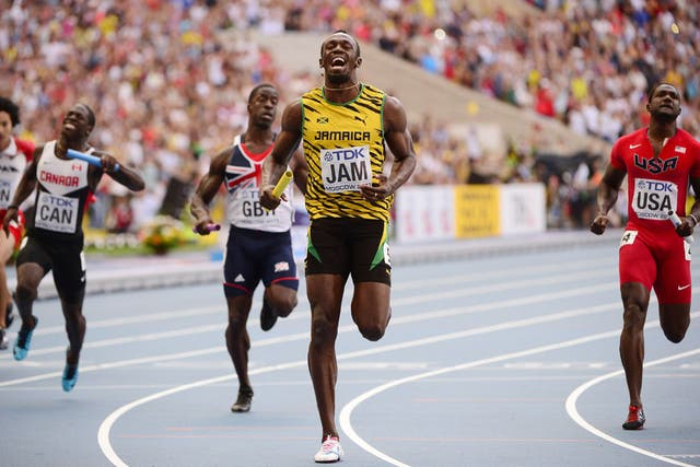 Bolt, disfruta de su hegemonía