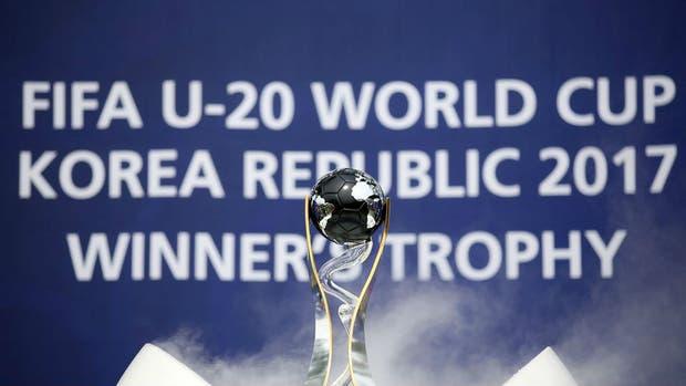 El Mundial Sub 20 de Corea del Sur se disputa del 20 de mayo al 11 de junio