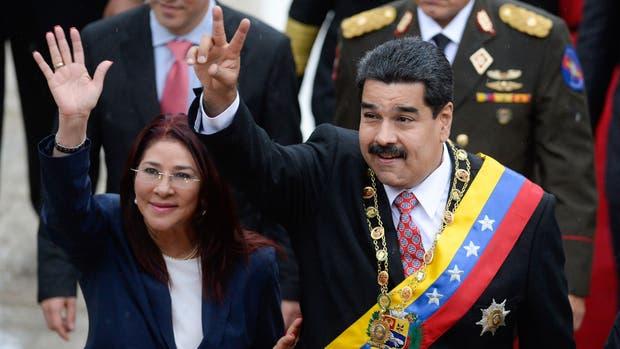 Los sobrinos de Maduro y Flores, en la mira de la DEA