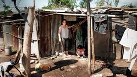 La pobreza estructural afecta a casi seis de cada diez chicos en el país