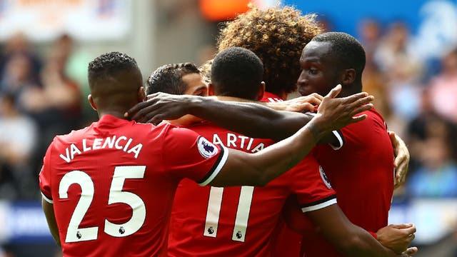 Manchester United armó otro festival de goles