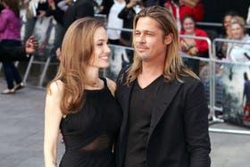 La actriz volvió a aparecer en público en la premier de un film de su pareja