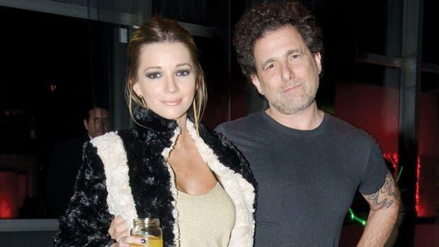 Sorpresa: Andrés Calamaro y Micaela Breque se separaron en secreto