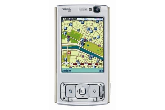 Nokia N95 (2007).