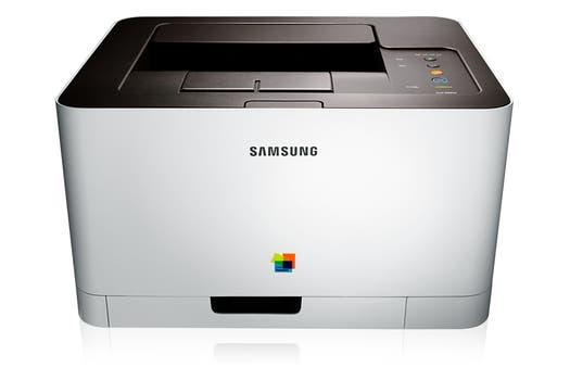 Samsung CLP-365W: láser color, con conexión USB / Wi-Fi / Ethernet.