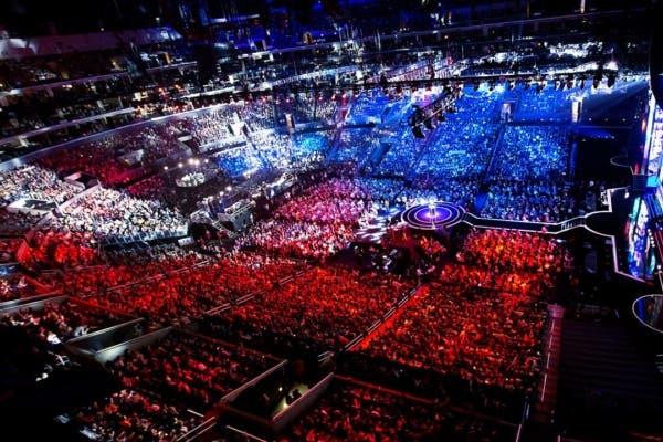 Las finales de los campeonatos más importantes se hacen en estadios