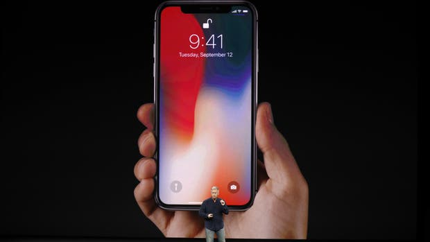 Phil Schiler, de Apple, presenta el Iphone X