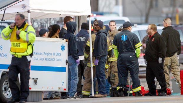 Hubo al menos 4 muertos y más de 30 heridos