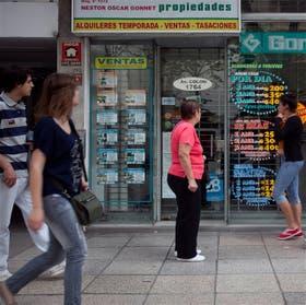 En Mar del Plata, pocos cierres de operaciones