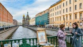 San Petersburgo, la joya del itinerario