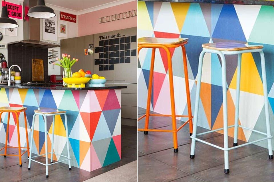 Ocho buenas ideas para decorar con color
