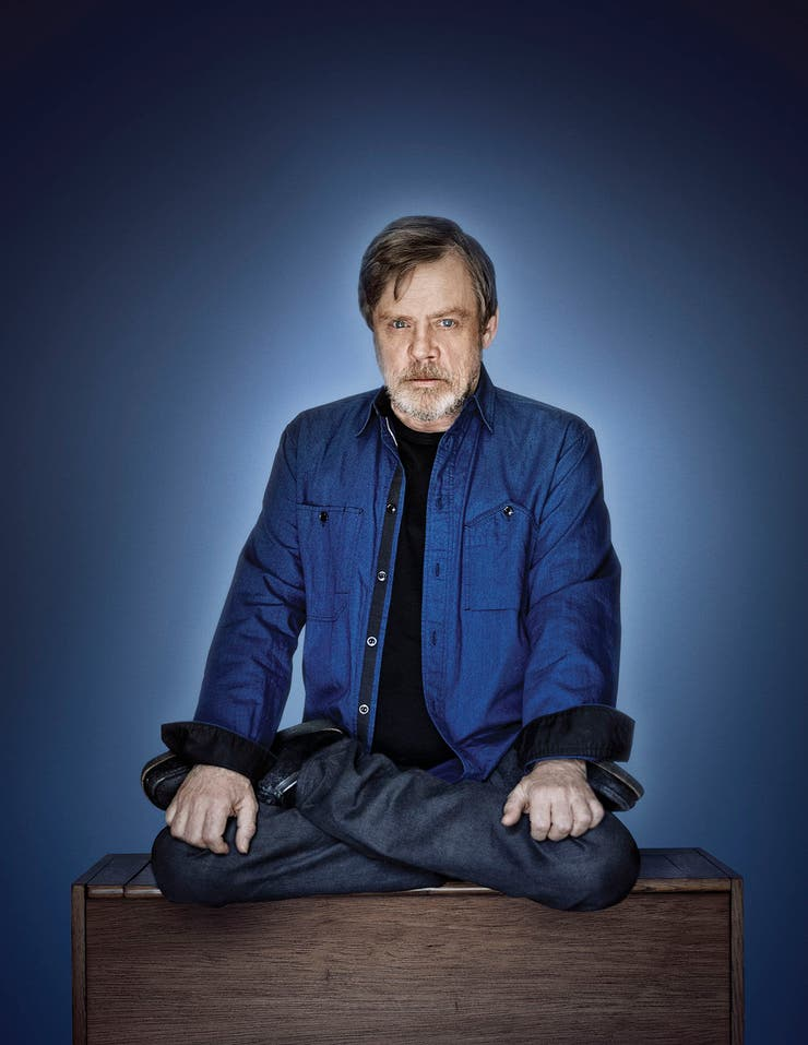 Mark Hamill, actor. Tapa del 10/12/17