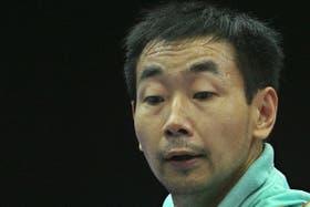 Liu Song, en los Juegos Panamericanos de Rio de Janeiro, donde fue medalla de plata