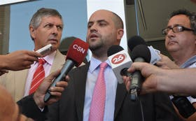 El juez de la causa, Juan pablo Chirinos, confirmó ayer que la mujer de Soria está imputada por la muerte del gobernador de Río Negro