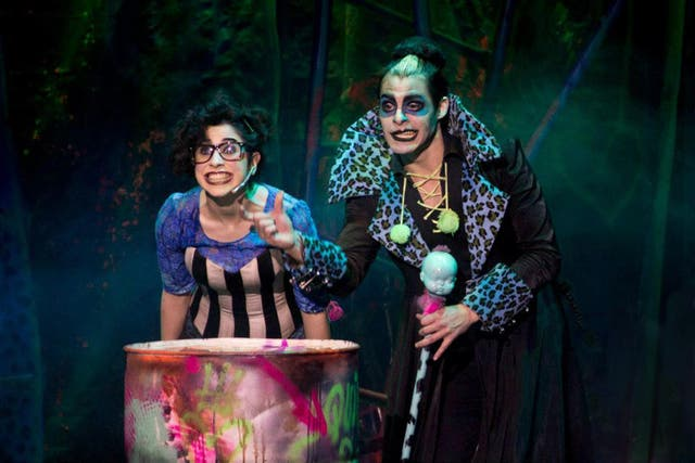 Alicia en Frikiland, un musical con caras nuevas