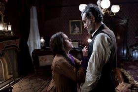 Sally Field y Daniel Day-Lewis, los protagonistas del film