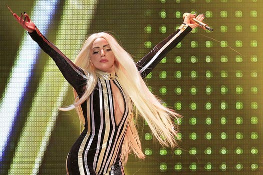 Lady Gaga: Stefani Joanne Angelina Germanotta. Foto: Reuters
