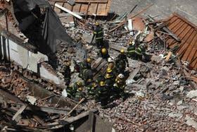 El accidente se produjo en pleno centro de la ciudad, en la esquina de las calles 22 y Market Center, de Filadelfia
