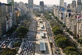 """""""La cantidad del dinero por invertir es una decisión del gobierno"""", justificó la directora del proyecto Metrobus, Manuela López Menéndez"""