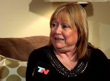 Susana Malcorra durante la entrevista con TN
