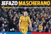 Aseguran que Javier Mascherano es el jefe del vestuario de Barcelona: qué les dijo a sus compañeros tras la derrota