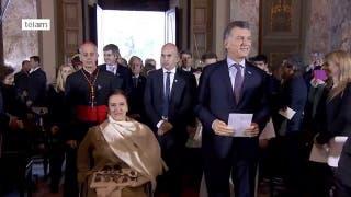 Las palabras del Arzobispo de Buenos Aires, Mario Poli