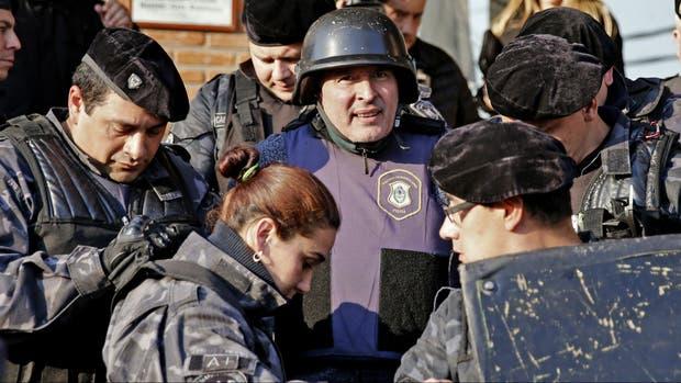 López quedará detenido en el penal de Ezeiza