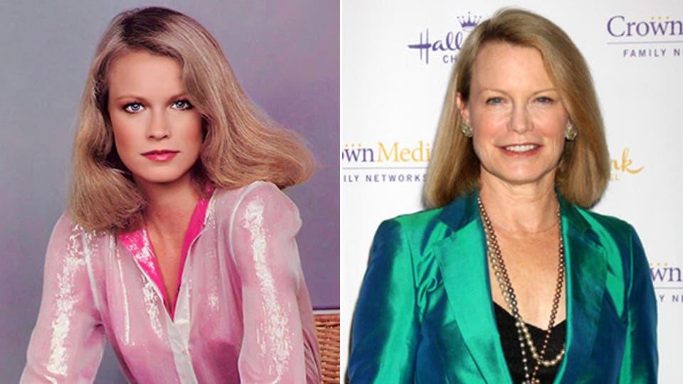 Shelley Hack, antes y ahora Archivo