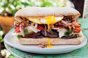 4 recetas de sándwiches para chuparse los dedos