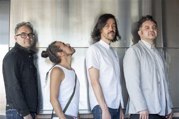 Joselo, Rubén, Meme y Quique: cuatro solistas que funcionan muy bien en grupo