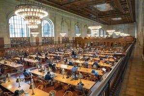 Qué hay detrás del hashtag #libraryporn