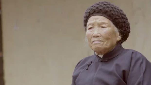 La mujer de 94 años que hace kung fu y es la última sensación en China