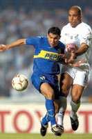 Q picardia: la Copa Libertadores vio momentos brillantes de Tevez, el arma mortal de Boca