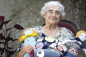 "Lidia Ortiz de Burry: ""la abuela de las armas"""
