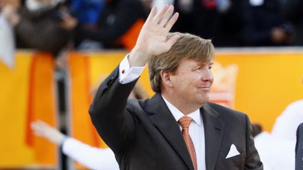 Willem Alexander, el rey que pilotea aviones comerciales de incógnito