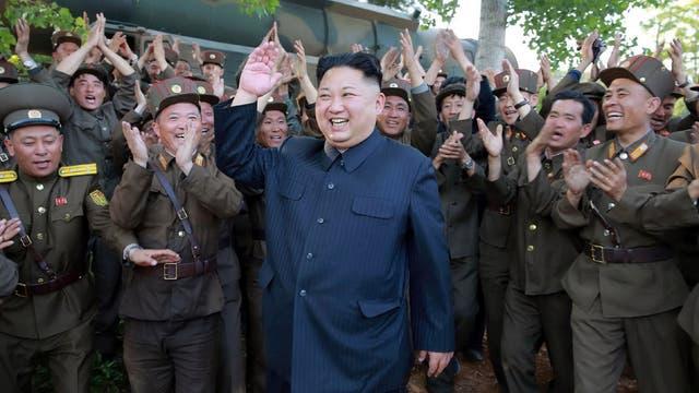 El Pukguksong-2, el misil que Kim Jong-un ordenó construir en masa