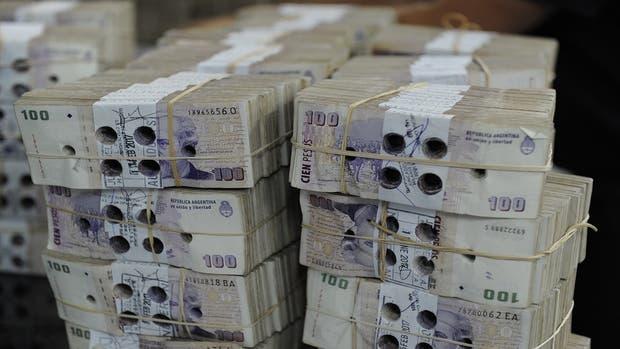 El Central destruyó 350 millones de billetes deteriorados en el primer cuatrimestre