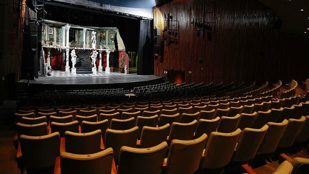 Así quedó el teatro San Martín luego de su remodelación
