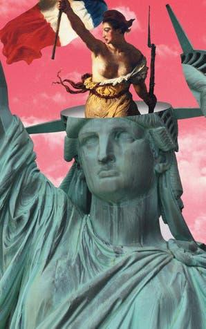 Acoso: estadounidenses versus francesas