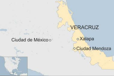 Mendoza City is a population of approximately 35,000 inhabitants located south of Xalapa, the capital of Veracruz