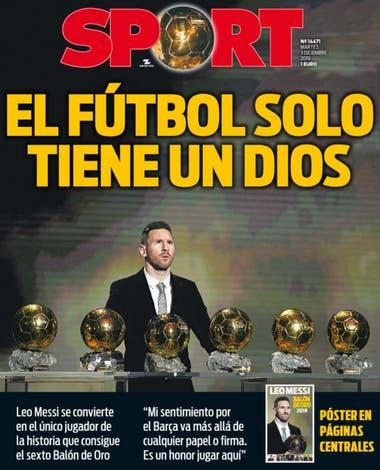 Sport, de España