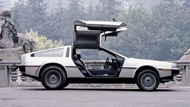 Quizás uno de los autos más famosos de la historia del cine