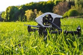 Los drones ayudan a una agricultura con más información