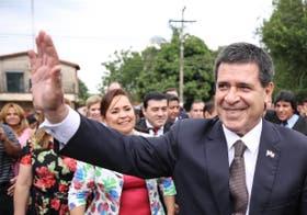 El presidente Cartes negocio un acuerdo con la oposición por las retenciones