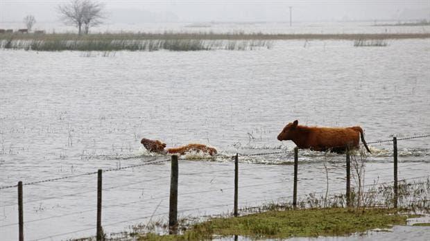 El Gobierno apuesta a terminar las obras contra las inundaciones